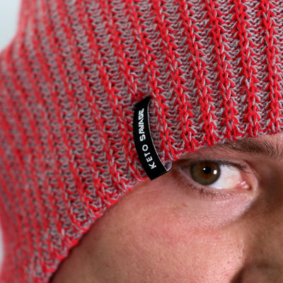 Red Keto Savage Beanie (Unisex)
