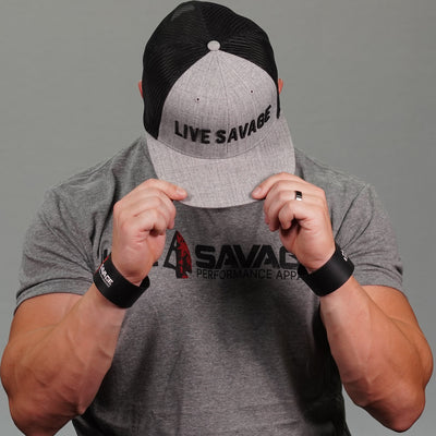 Live Savage Snap Back (Unisex)
