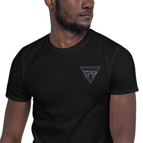 TPP EMBROIDERED LOGO SHORT SLEEVE