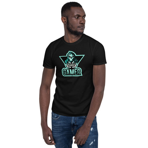 GAMER UNISEX SHORT SLEEVE