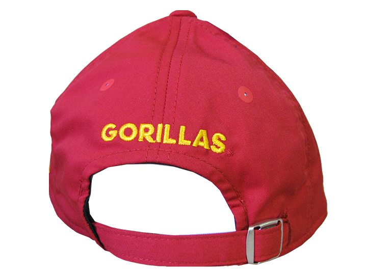 8a131e70377 Pittsburg State Gorillas Adidas Hat - Red