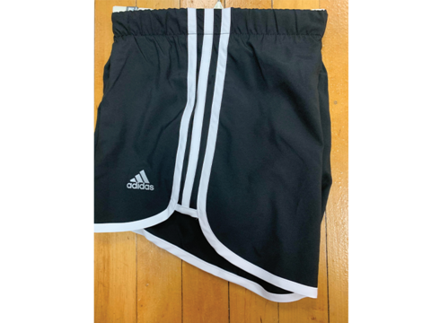 Adidas Women's M20 Running Shorts - Black/White