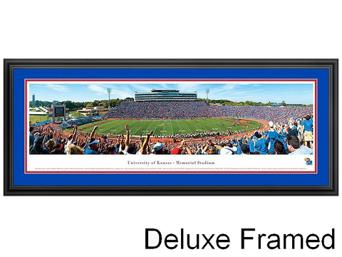 Kansas Jayhawks Memorial Stadium Picture