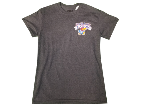 Jayhawk Nation Evolution Tee
