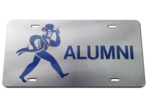 WASHBURN ALUMNI LICENSE PLATE
