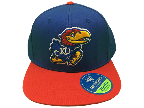 KU Youth 2-Tone Hat