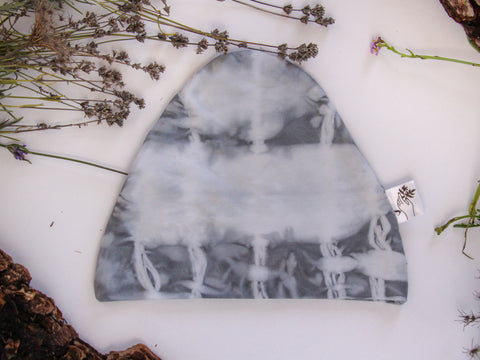 wildling beanie - winter sky - West Coast Wildling