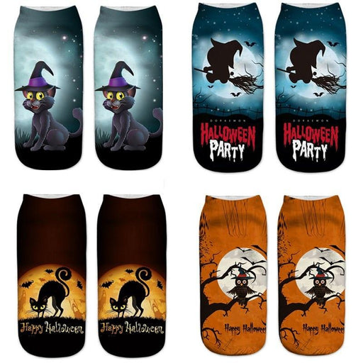 2018 New Arrival Hallowmas Socks,