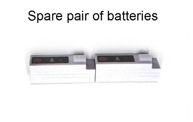 2200mAh Batteries for Electric Heated Socks