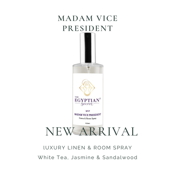 Madam Vice President Luxury Linen & Room Spray