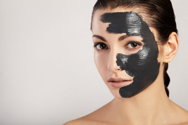 Royal Detoxifying Charcoal Mask