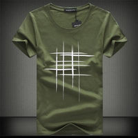 Men's T-Shirts - New ArrivalStyle Short Sleeve - ArtOfExpo
