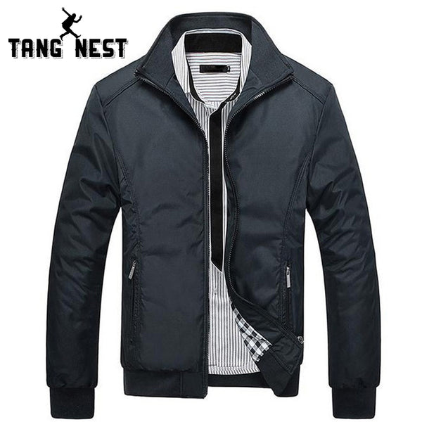 Men's Jackets - Men's New Casual High Quality Regular Slim Jacket - ArtOfExpo