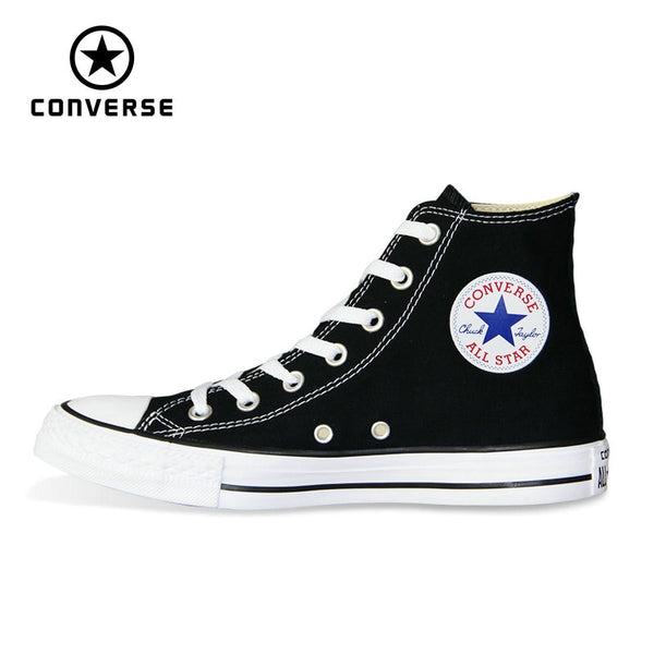Women's man's shoes - Original Converse all star  high classic sneakers - ArtOfExpo