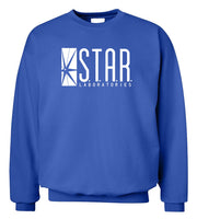Men'S Sweatshirt - S.T.A.R.labs autumn winter  hoodies cool - ArtOfExpo