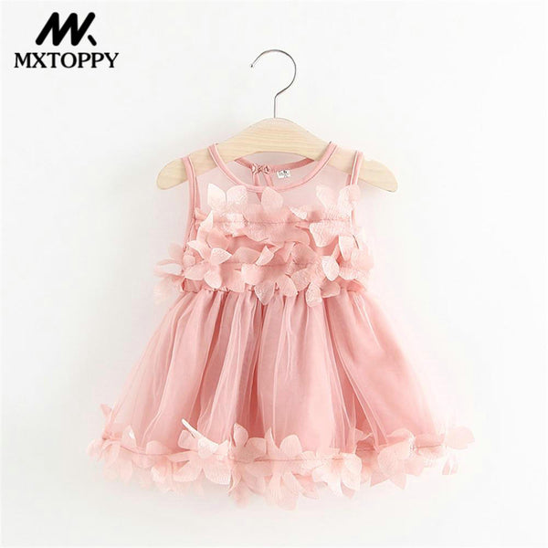 Baby Clothes - Dress  Lace Princess Dresses Kid - ArtOfExpo