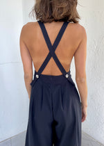 Load image into Gallery viewer, Parisienne Jumpsuit - Navy