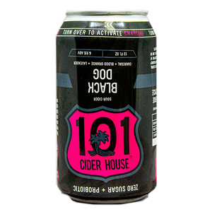 101 CIDER HOUSE BLACK DOG 12.oz