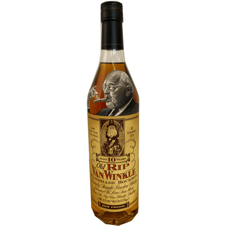 LIMITED EDITION OF 20, 10 YEAR PAPPY VAN WINKLE ORIGINAL  HAND PAINTED PAPPY