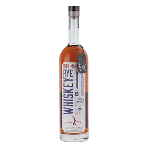 10th Mountain Whiskey Rye Whiskey 750mL