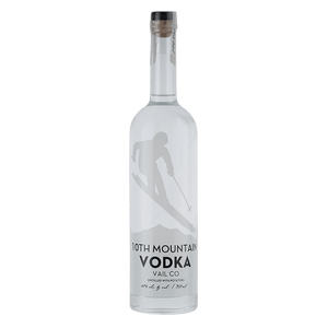 10th Mountain Whiskey Potato Vodka 750mL