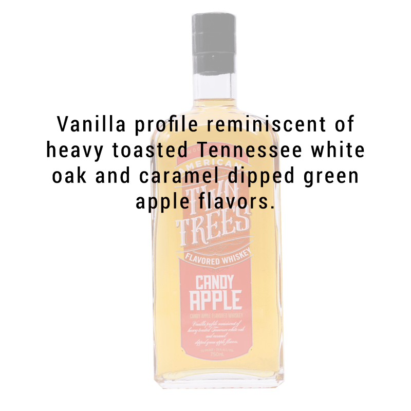 Two Trees Candy Apple Whiskey 750mL