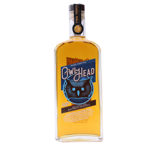 Two Trees Owl Head  High Wheat Bourbon Whiskey 750mL