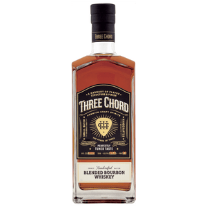 Three Chord Blended Bourbon Whiskey 750mL
