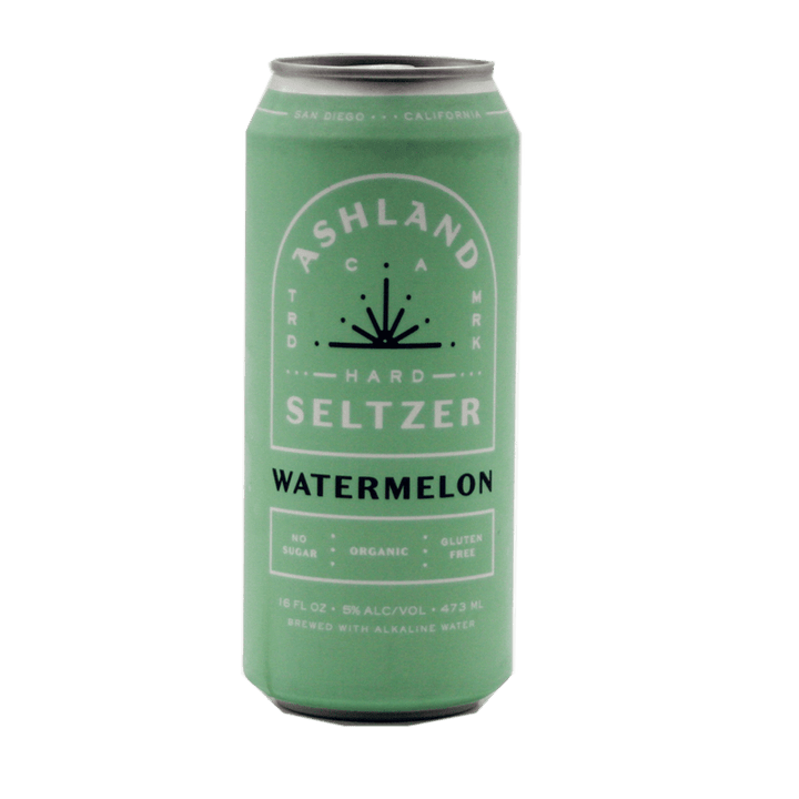 Ashland Hard Seltzers Watermelon 16.oz