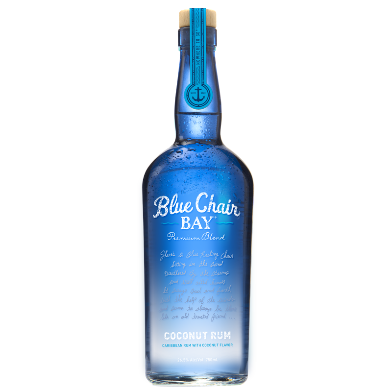 Blue Chair Bay Coconut Rum 750mL