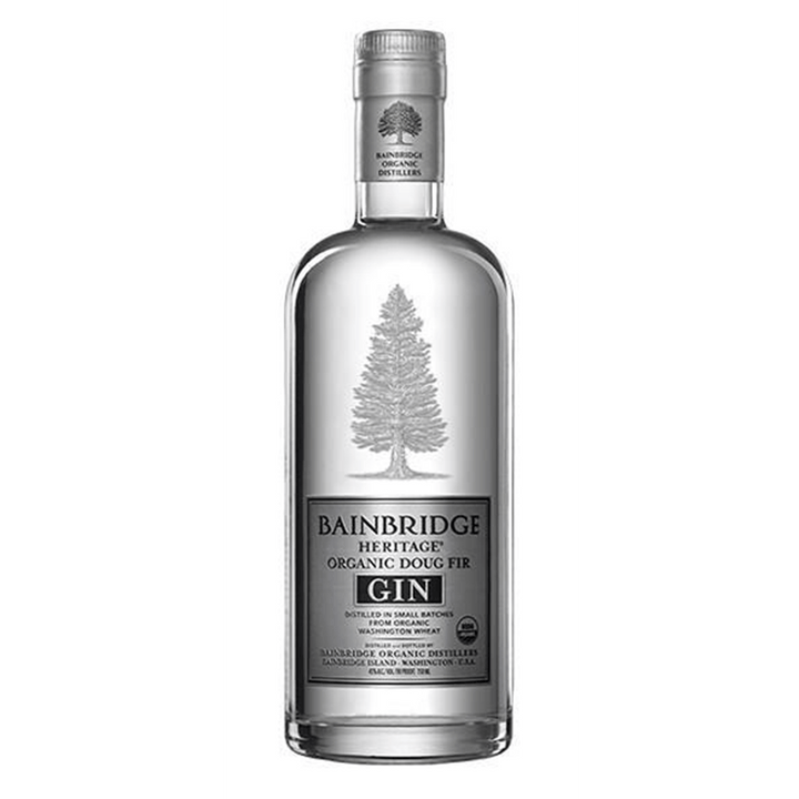 Bainbridge Heritage Organic Doug Fir Gin 750ml