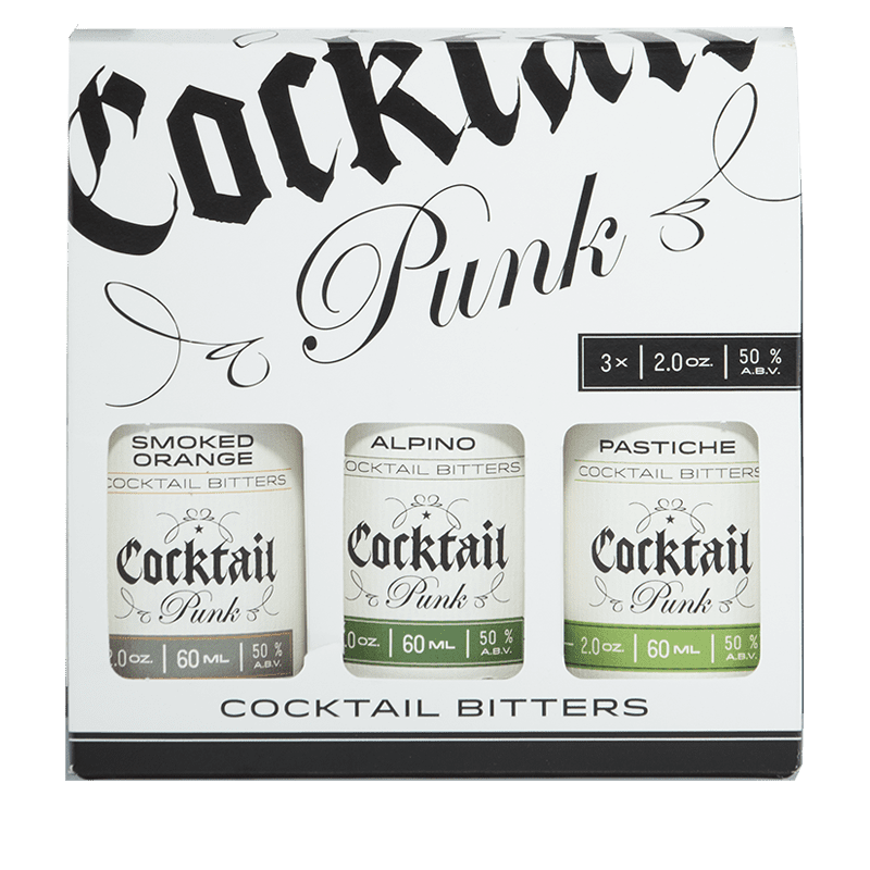 Cocktailpunk Enthusiast Set Cocktail Bitters