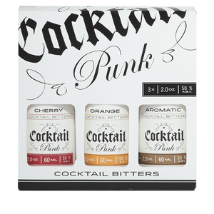 Cocktailpunk Basic Set Cocktail Bitters