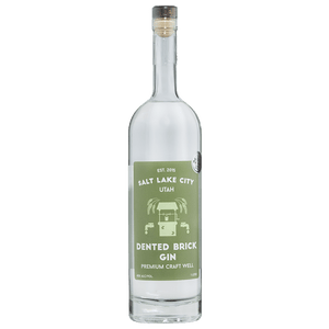 DENTED BRICK WELL GIN 1LTR