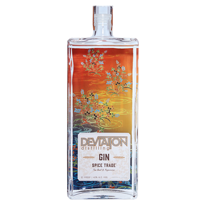 Deviation Distilling Spice Trade Gin 750mL