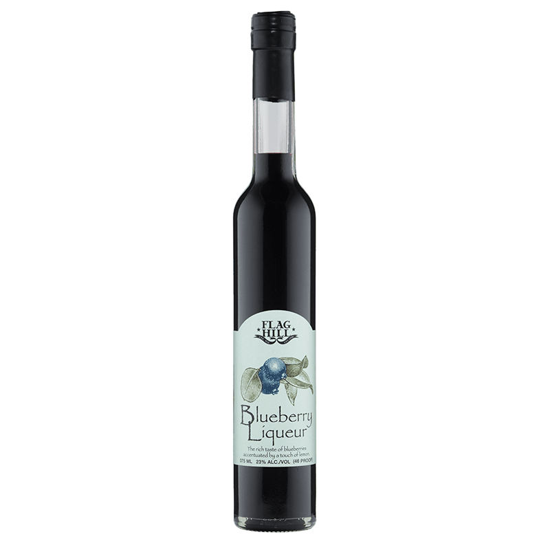 Flag Hill Blueberry Liqueur 750ml great american craft spirits  buy online