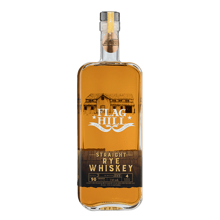 Flag Hill Straight Rye Whiskey 750mL buy online