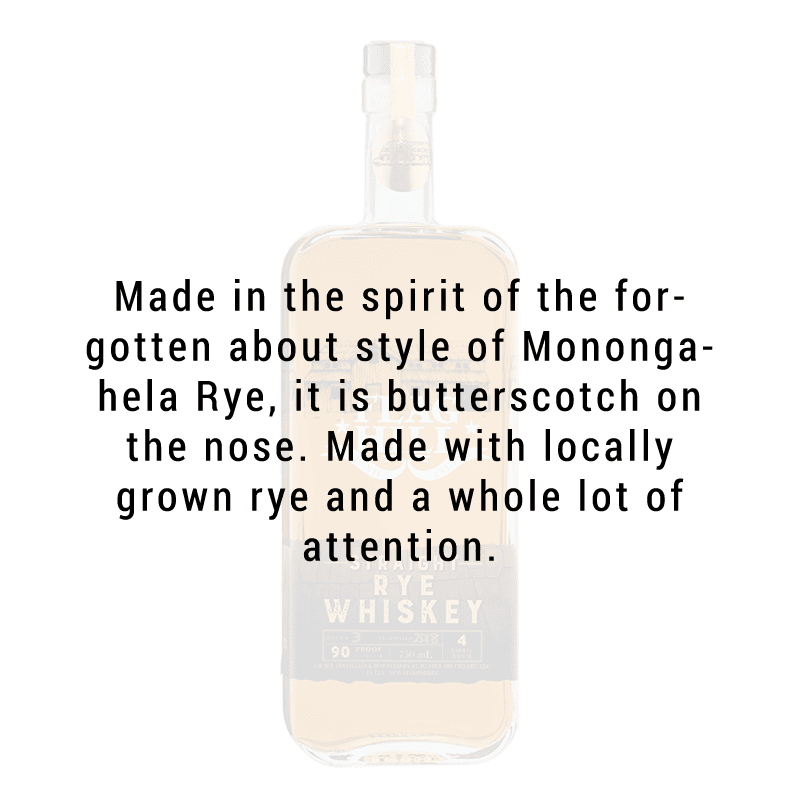 Flag Hill Straight Rye Whiskey 750mL
