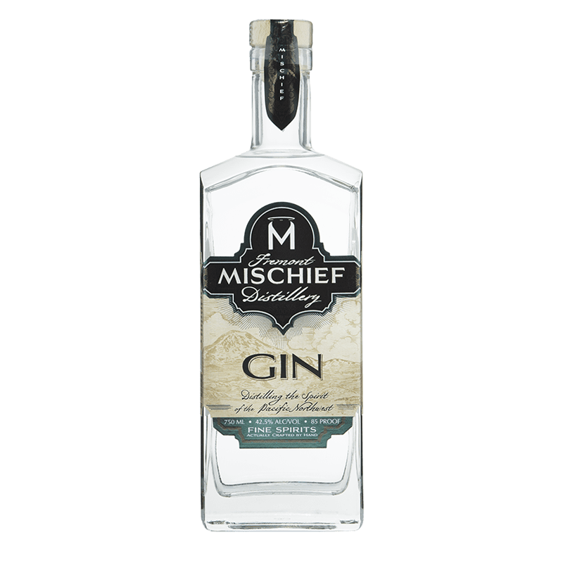 Fremont Mischief Distilling Gin 750mL buy online great american craft spirits