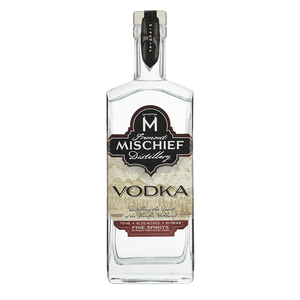 Fremont Mischief Distilling Vodka 750mL buy online great american craft spirits