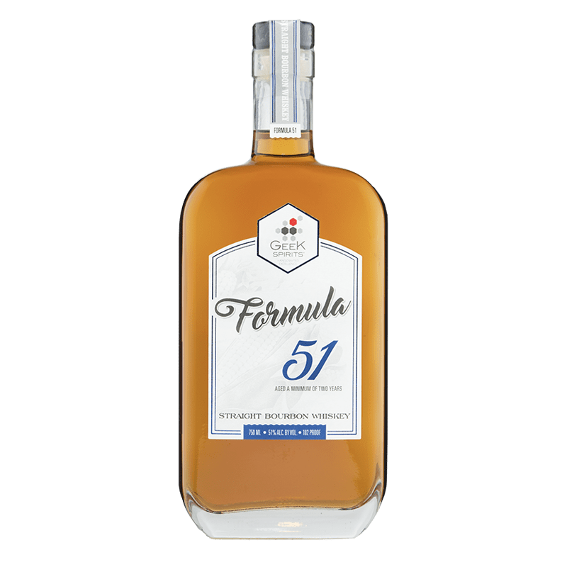 Geek spirits formula 51 whiskey bourbon buy online great american craft spirits