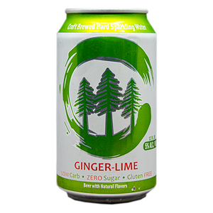 EEL RIVER SPARKLING GINGER LIME 12.oz