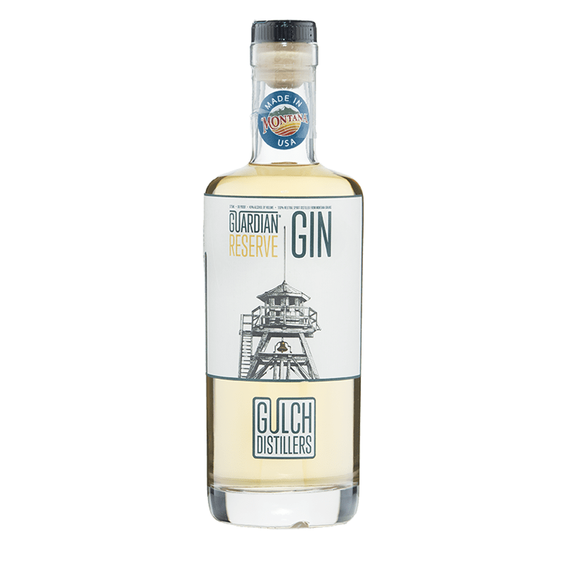 gulch distillery guardian reserve gin buy online great american craft spirits