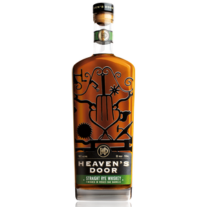 Heaven's Door Straight Rye Whiskey 750mL