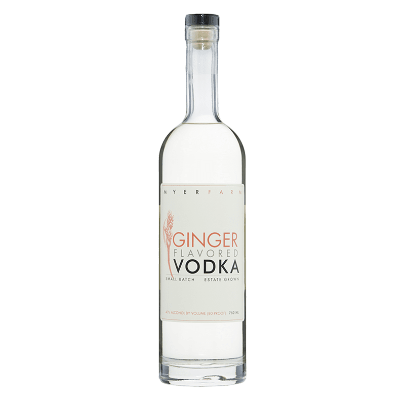 myer farm ginger vodka buy online great american craft spirits