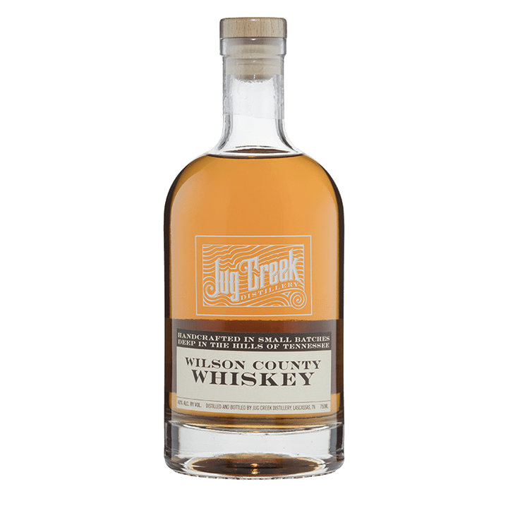 Jug Creek Wilson County Whiskey buy online great american craft spirits