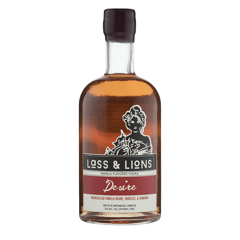 "Lass and Lions ""Desire"" functional Herb Infused Vodka 750ml"
