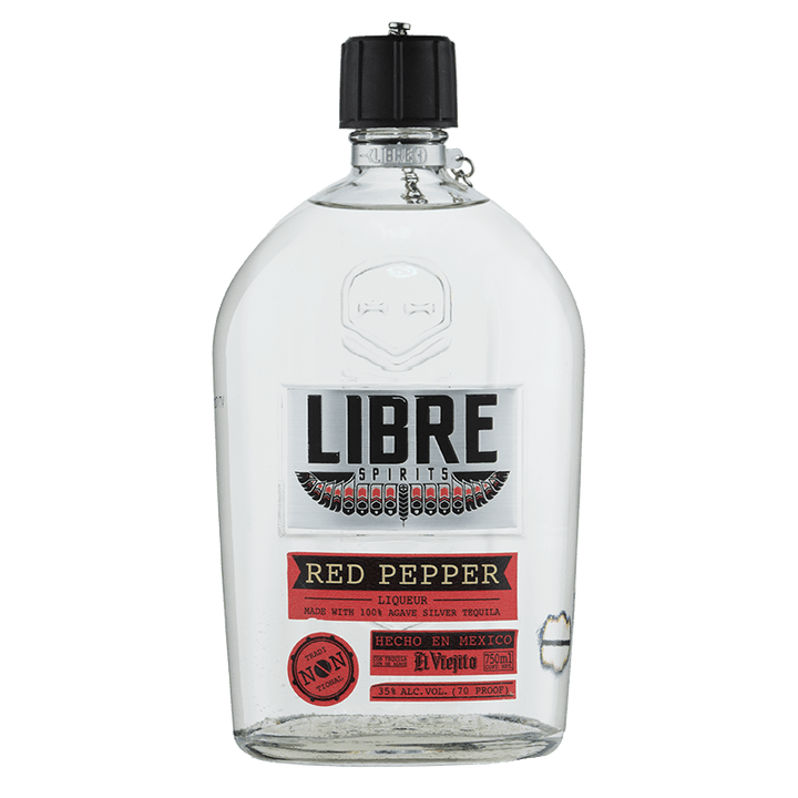 Libre Spirits Red Pepper Liqueur 750mL