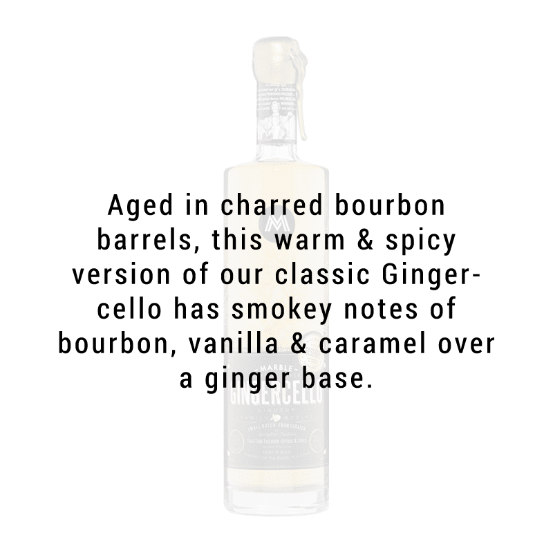 Marble Distillery Gingercello Reserve Liqueur 750ml