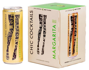 Chic Cocktails: The Margarita 4 Pack